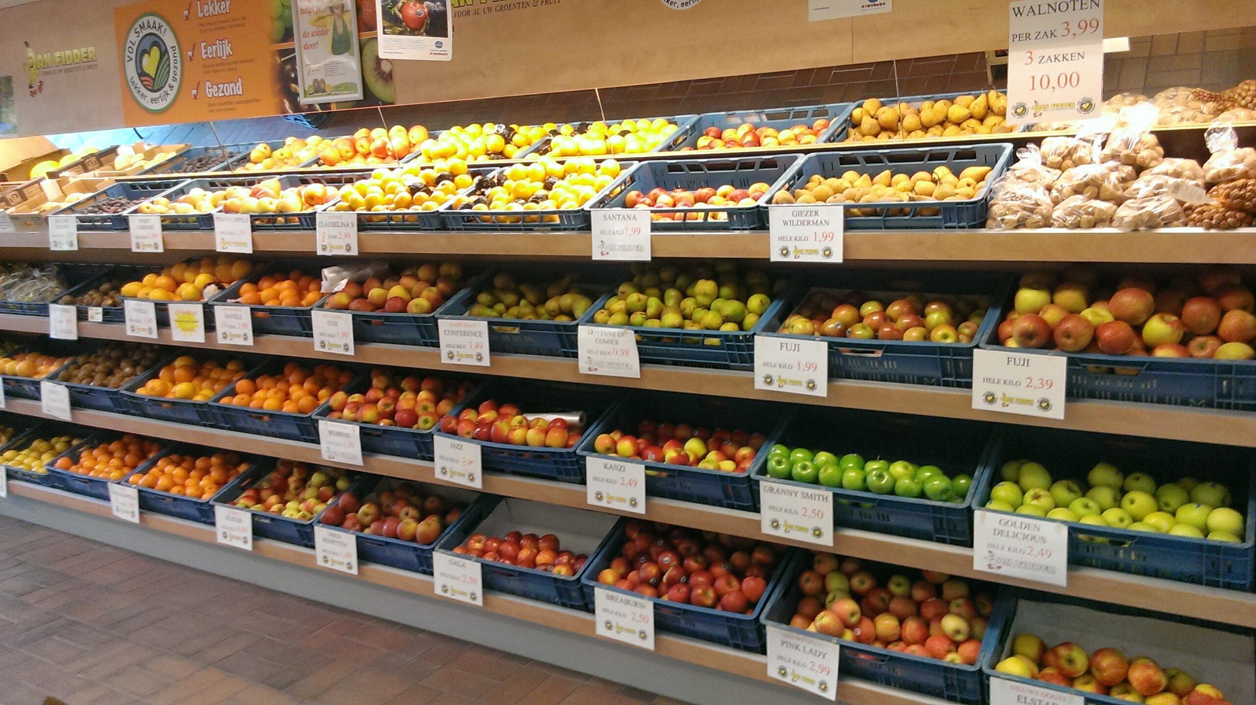 Fruit Assortiment